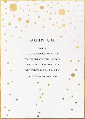 Champagne Bubbles (Single-Sided) - kate spade new york