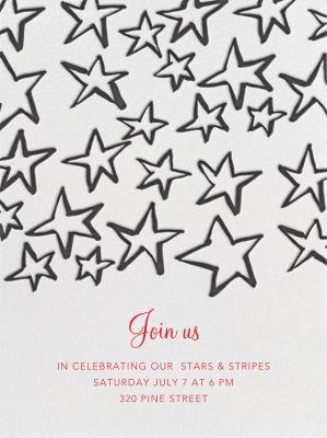 Celebration Stars - Linda and Harriett