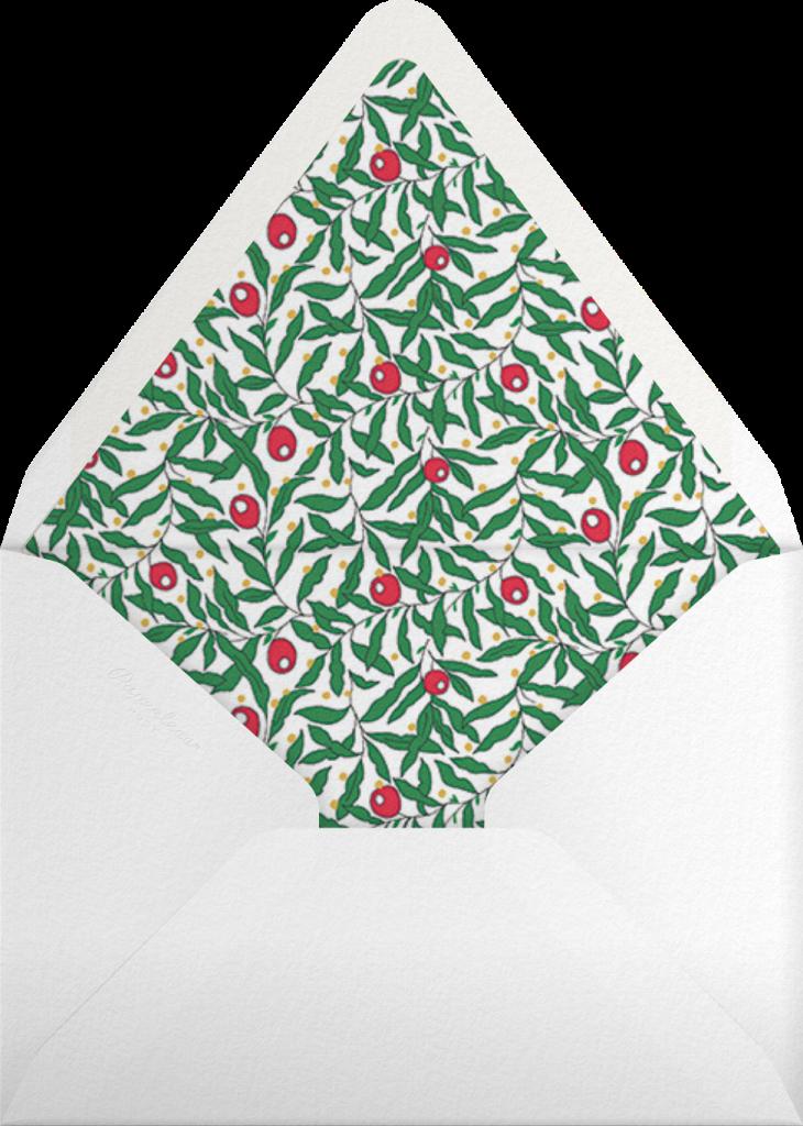 Juniper Berry - Liberty - Envelope