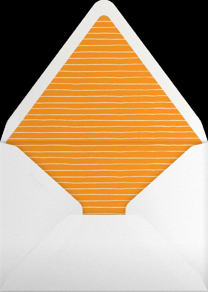 Lanterns - Sherbet - Wedding Invitations - Paperless Post - Envelope
