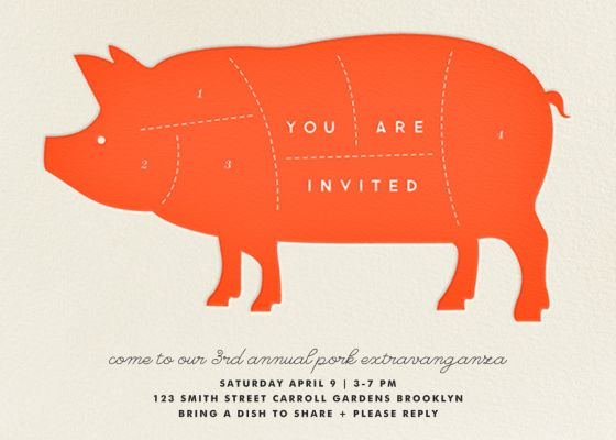 Pig - The Indigo Bunting