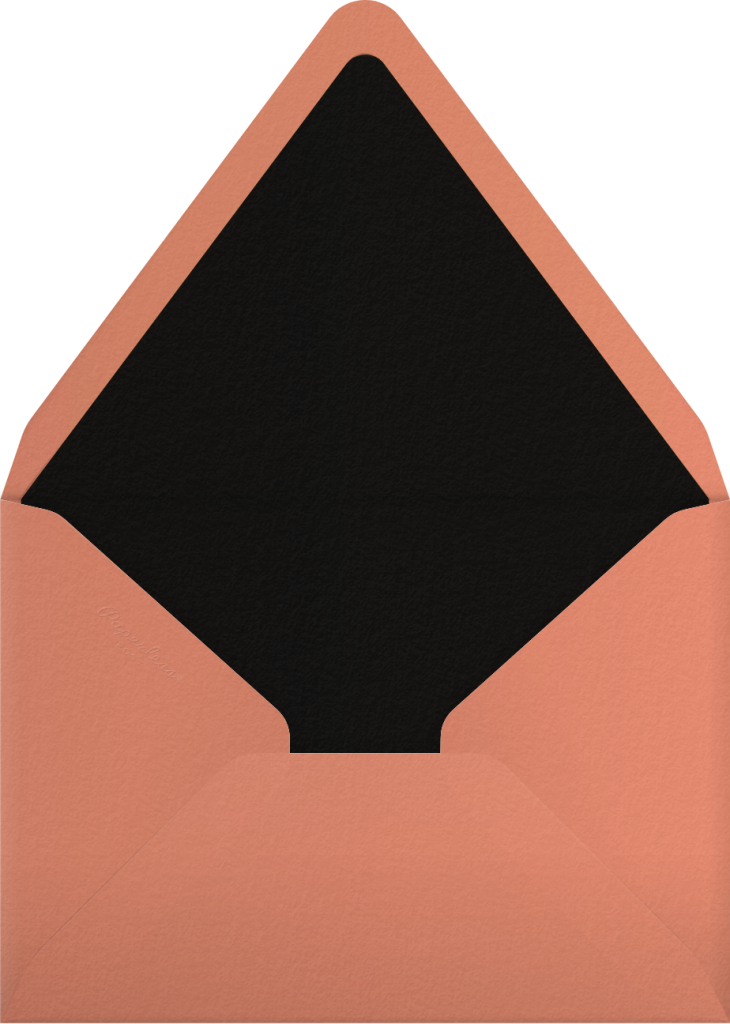 All Angles - Tarocco - Paintbox - Envelope
