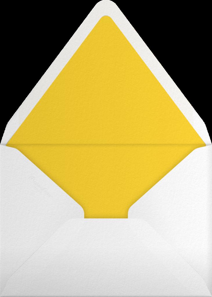 New Salon - Paperless Post - Envelope