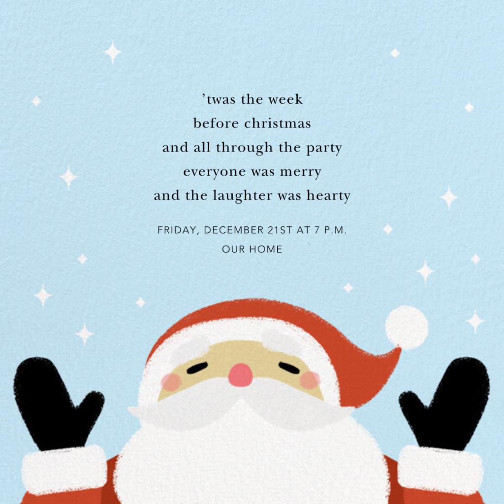 A Little Christmas Magic - Light - Paperless Post
