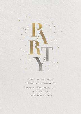 Party Sparkle - Sugar Paper