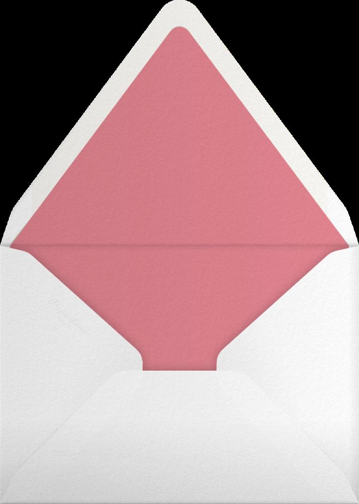 Wildflower Cuttings - Mustard - Oscar de la Renta - Envelope