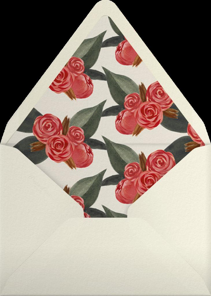 Rosebud - Light - Paperless Post - Envelope