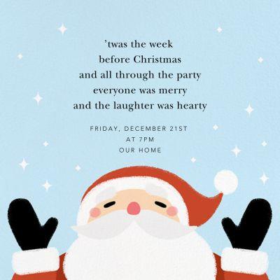 A Little Christmas Magic - Paperless Post