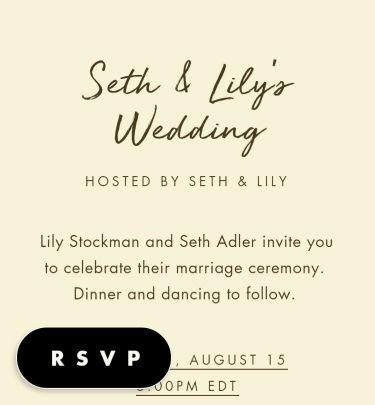 Online Wedding Invitations Send Online Instantly Rsvp Tracking