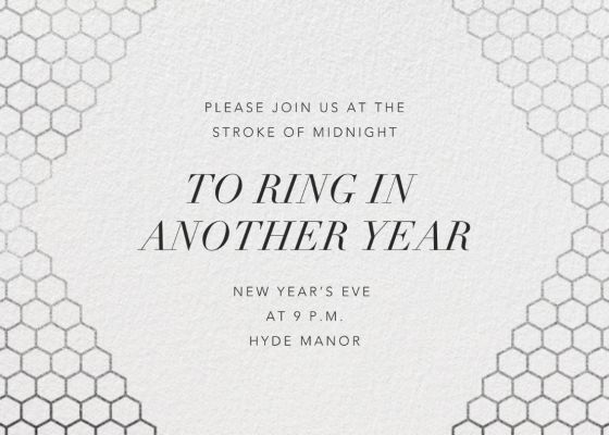Honeycomb Party - Paperless Post