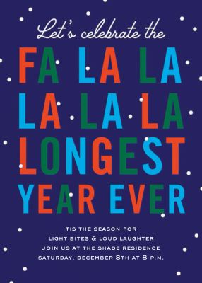 Longest Year Ever - Cheree Berry Paper & Design