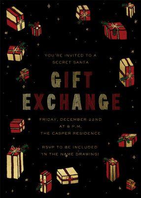 It's Raining Gifts - Paperless Post