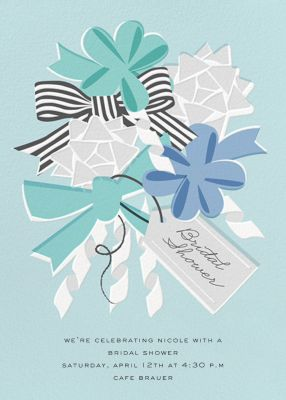 Bow-quet - Cheree Berry Paper & Design