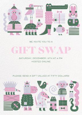 Gift Swap - Paperless Post