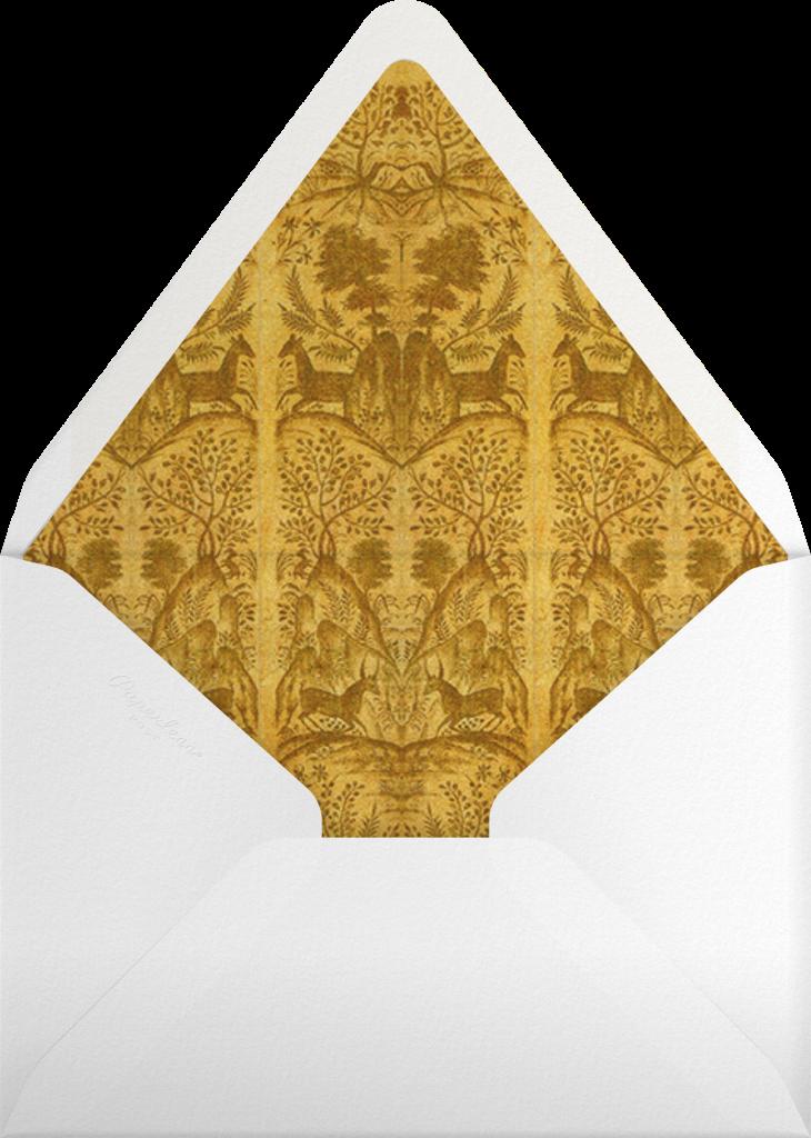 Escorial - Cabana - Envelope
