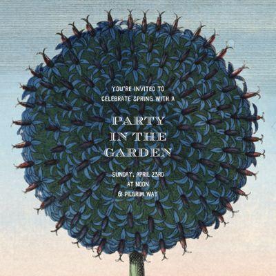Blue Flowers - John Derian
