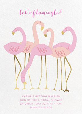 Let's Flamingle - Meri Meri