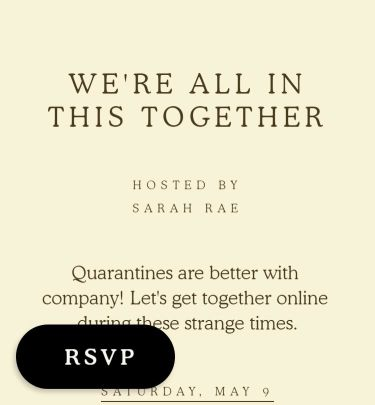 Happy Hour Invitations Send Online Instantly Rsvp Tracking