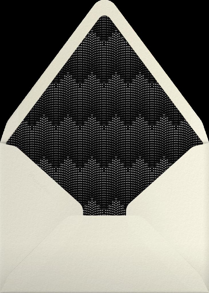 Rosina - White - Paperless Post - Envelope