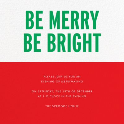 Be Merry Be Bright - kate spade new york