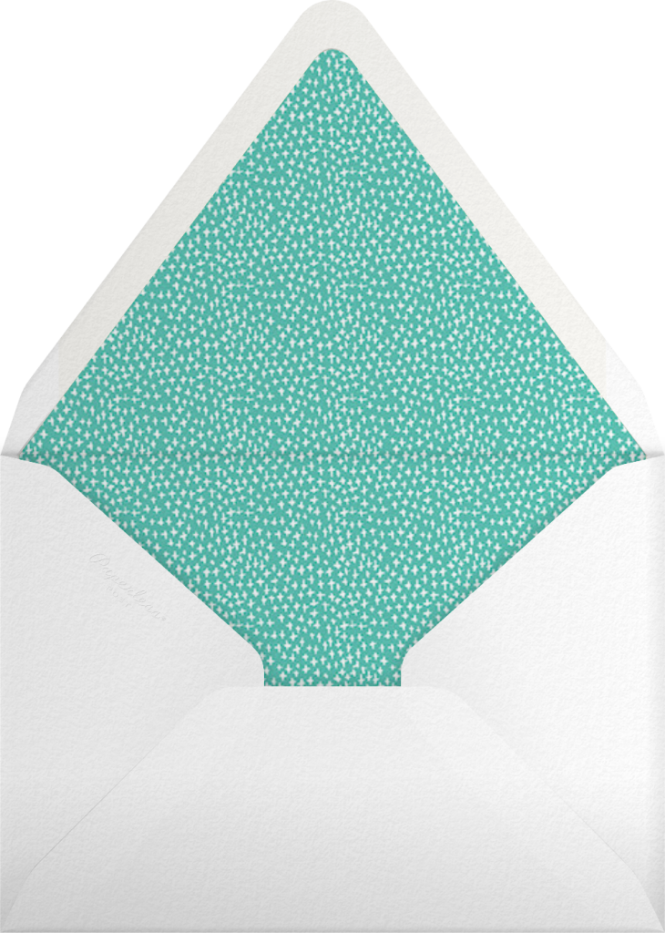 Just a Bite, I'm Stuffed - Mr. Boddington's Studio - Envelope