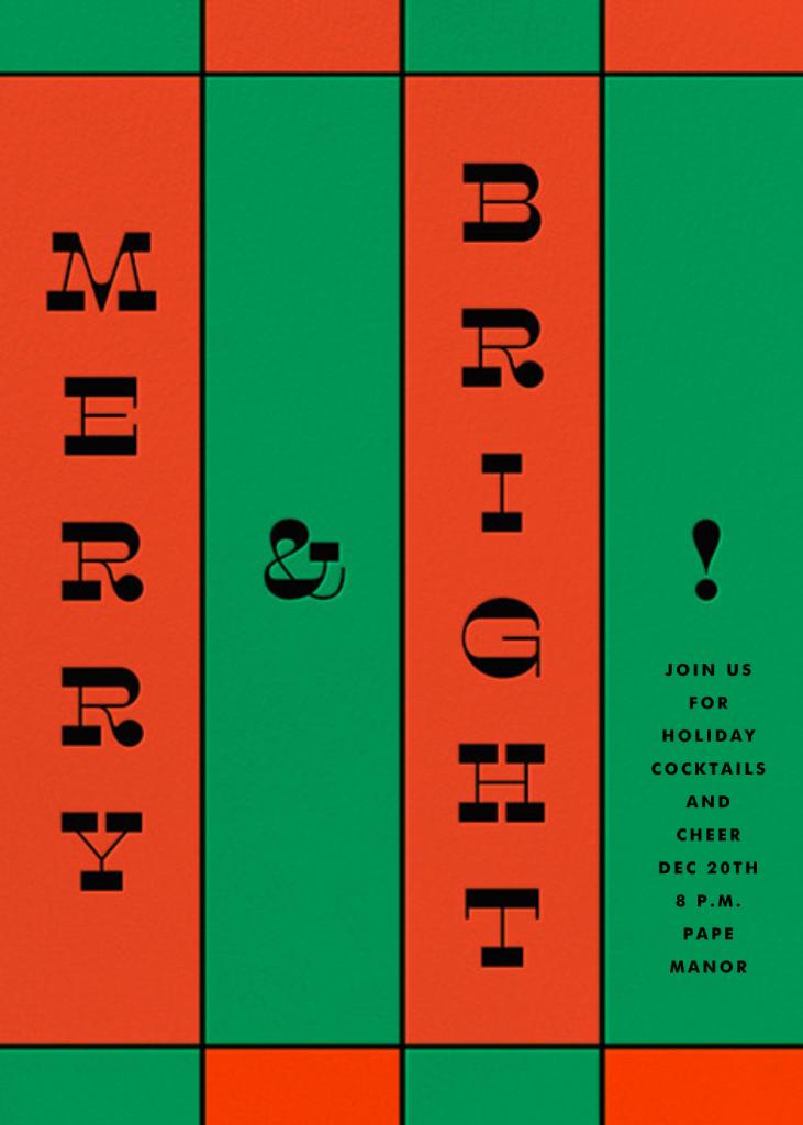 Merry Mod - The Indigo Bunting
