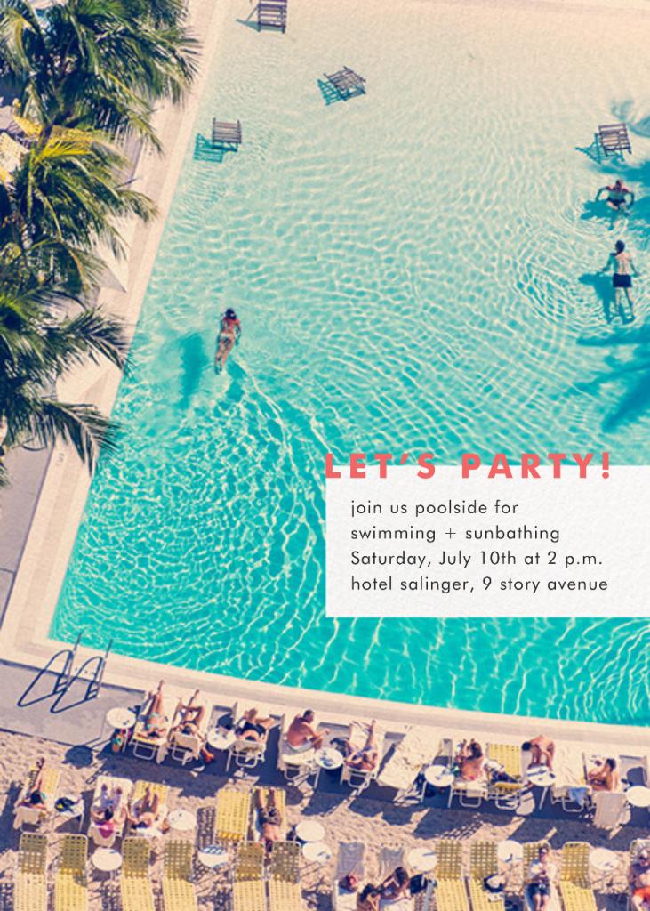 Swimming Pool - Gray Malin