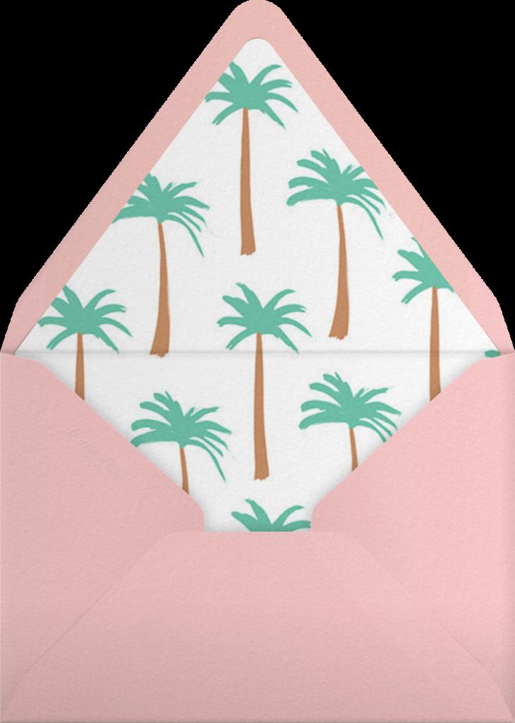 Let's Flamingle - Meri Meri - Envelope