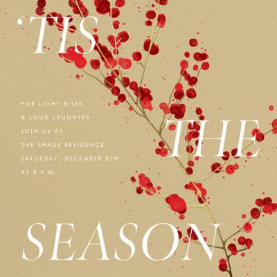 In Season - Paperless Post