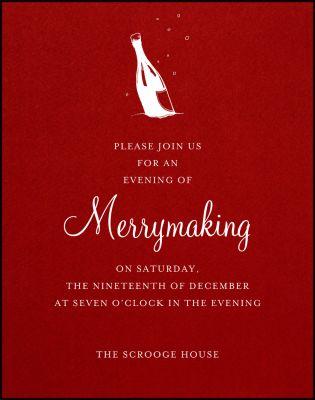 Minsk - Paperless Post - Holiday invitations