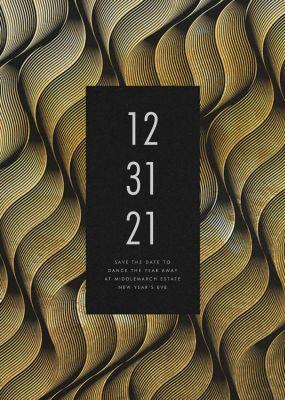 Vertical Waves - Paperless Post