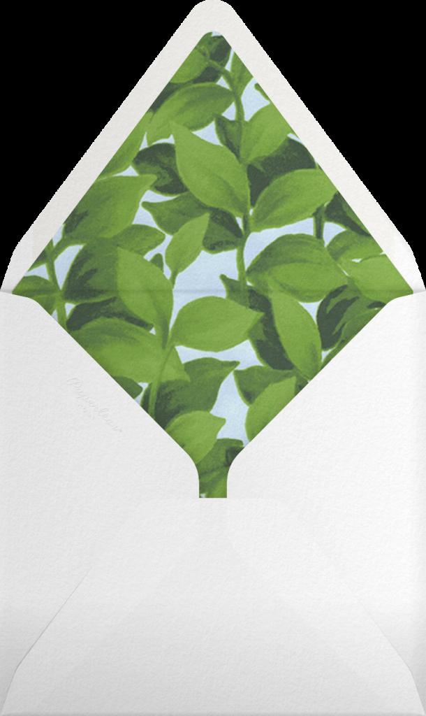 Hedge - Oscar de la Renta - Envelope