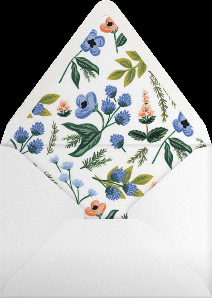 August Herbarium - Rifle Paper Co. - Envelope