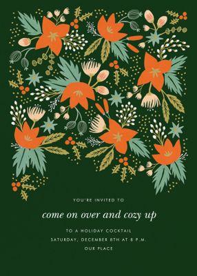 Winter Potpourri - Rifle Paper Co. - Holiday invitations