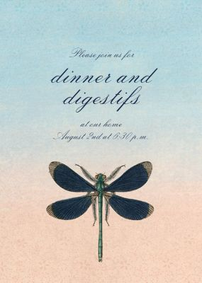 Derian Dragonfly - John Derian