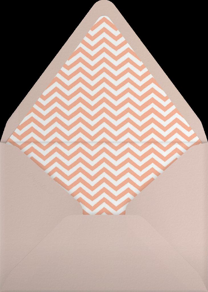 Popsicle Pattern - Pinks - Linda and Harriett - Envelope