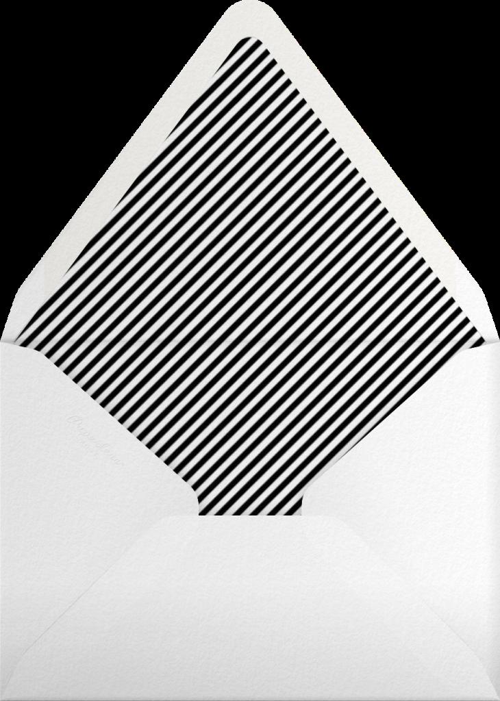 Meringue - Paperless Post - Envelope