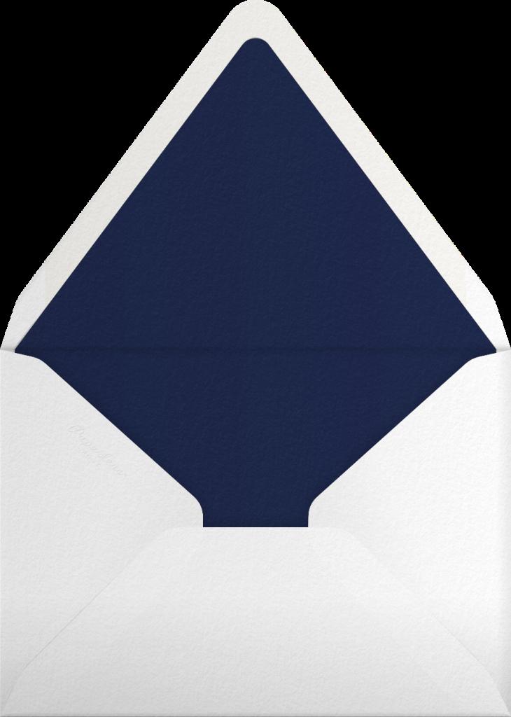 Seersucker Stripe (Invitation) - kate spade new york - Envelope