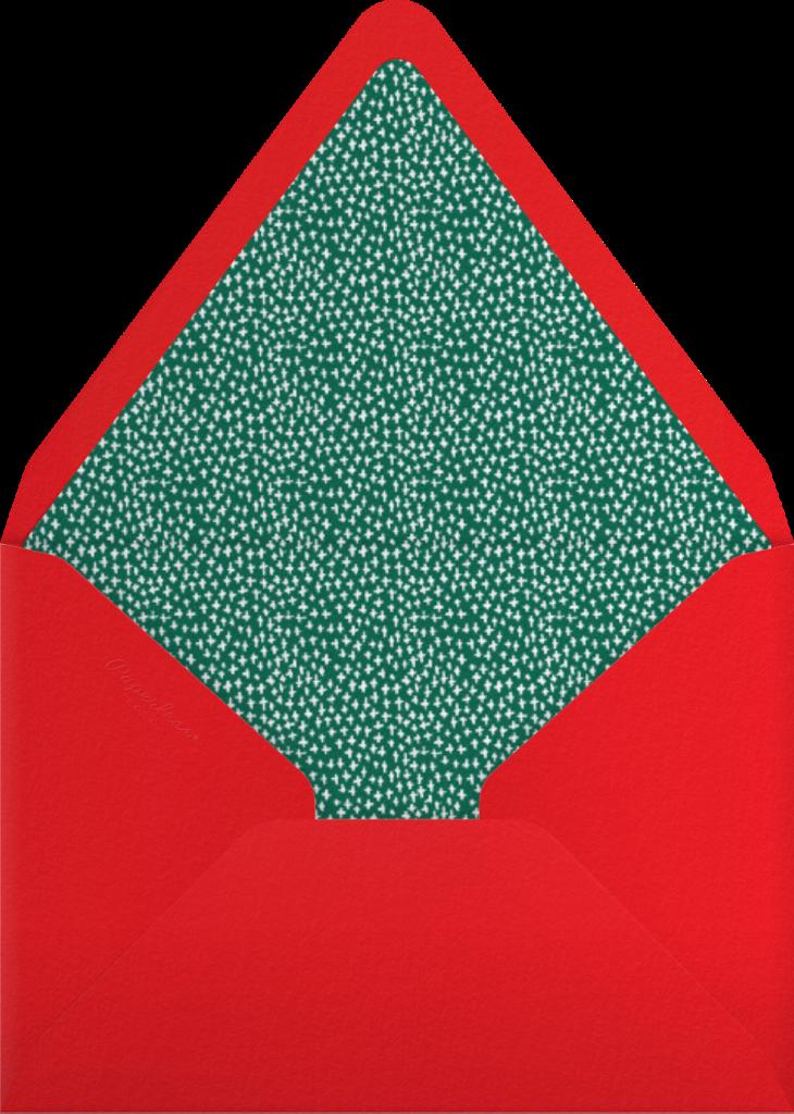 Holly Garnish - Fair - Mr. Boddington's Studio - Envelope