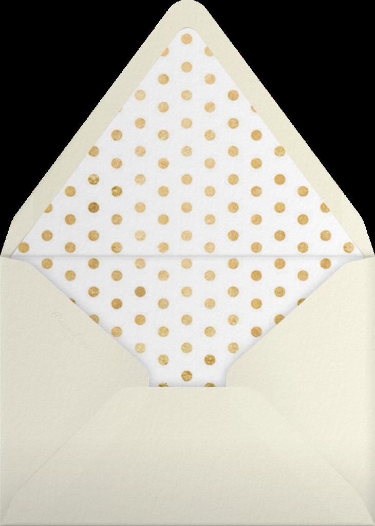 Miss Out - Celadon - kate spade new york - Envelope