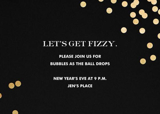 Confetti kate spade new york - kate spade new york - Holiday invitations