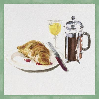 Breakfast in Bed - Paperless Post