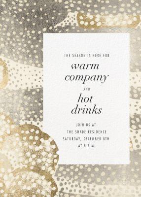 Flaunt (Invitation) - Kelly Wearstler - Holiday invitations