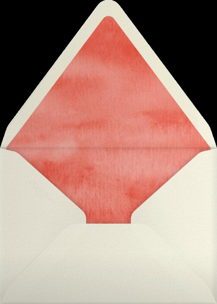 Autumn Boughs - Felix Doolittle - Envelope