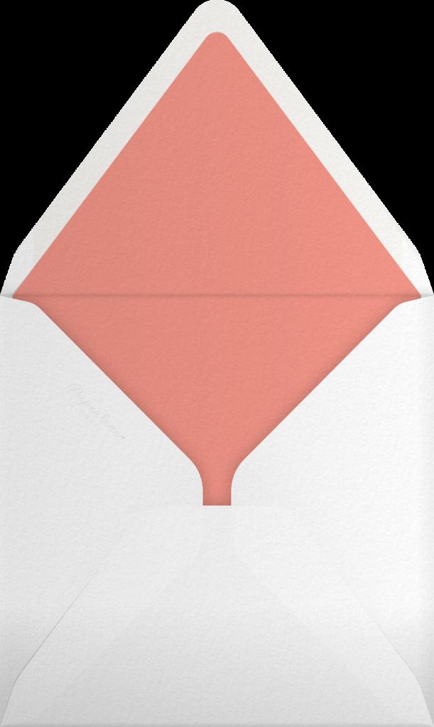 Amalfi - Lagoon - Paperless Post - Envelope