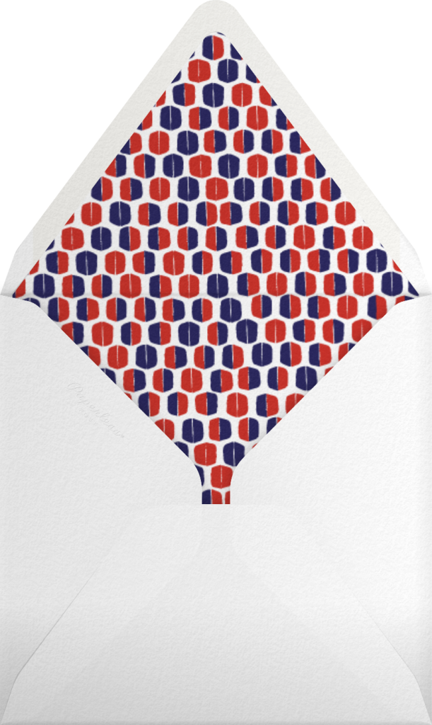 Paul Revere - Ocean - Mr. Boddington's Studio - Envelope