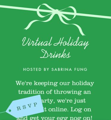 Christmas Party Invitations Send Online Instantly Rsvp Tracking