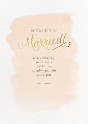 Marvelously Married - Sugar Paper
