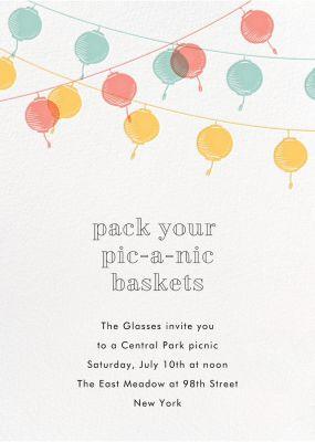 Lanterns - Paperless Post