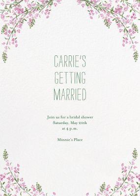 Heathers (Invitation) - Paperless Post